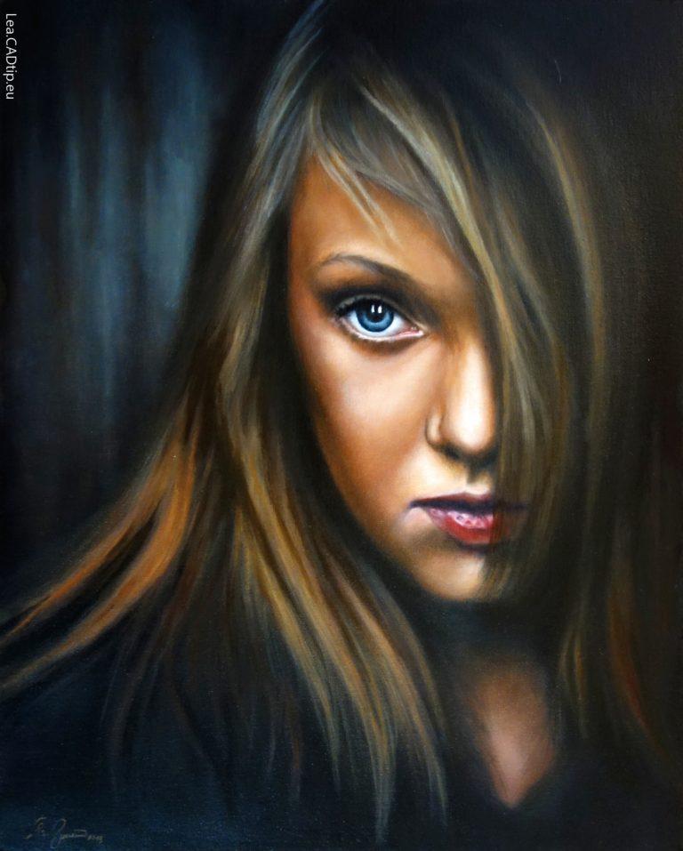 Tajemná dívka